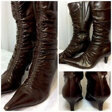 Faith Party 100% Leather Boots for Women