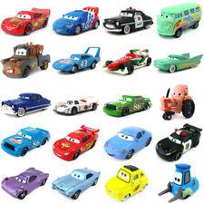 Disney Pixar Cars Lightning McQueen Jackson Storm King Mater 1:55 Metal Toy Car