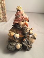"""Boyd'S, Wee Folkstone - """"Pearl"""".The Knitter - #36501 - Mib - Z1043"""