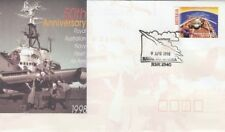 1988 50th anniversary RAN Fleet Air Arm FDC,  RARE Albatross Pictorial Post Mark
