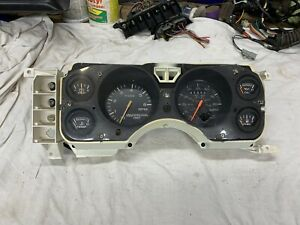 1979-1986 79-86 Ford Mustang Mercury Capri Speedometer Instrument Cluster Gauge