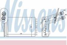 Nissens Heater 73850    OE: 1J2.819.031 A