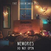 THE CHAINSMOKERS - MEMORIES...DO NOT OPEN   CD NEU