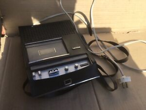 Vintage Philips Cassette Recorder 2204 Automatic