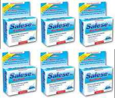 Salese Peppermint Lozenges Original Dry Mouth Formulation 6 pack