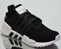 adidas EQT Support 91/18 Men's New Black White Casual Lifestyle Sneakers BD7793