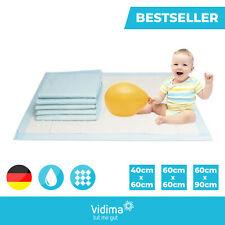 Einweg Wickelunterlagen 10 ? 400 Stück Babyunterlagen Betteinlagen saugstark