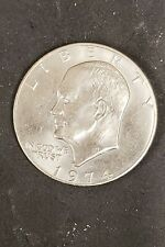 1974 P circulated dollar