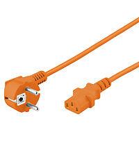Netzkabel NK 101 O-200 2m orange