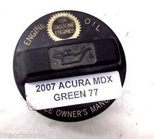 2007-2009 ACURA MDX OEM ENGINE OIL CAP COVER