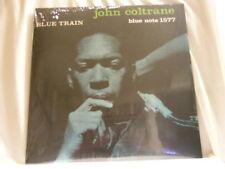 JOHN COLTRANE Blue Train Lee Morgan limited BLUE/BLACK OPAQUE vinyl SEALED LP
