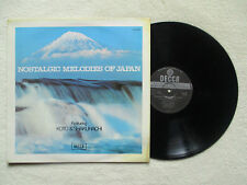"LP 33T KOTO & SHAKUHACHI ""Nostalgic melodies of Japan"" DECCA 278.060 FRANCE §"
