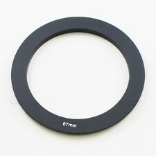 67mm Metal Adapter Ring for P Series Square Filter Holder SLR DSLR