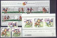El fútbol WM 1982, soccer-lot ** mnh