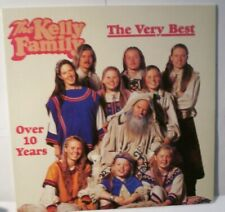 LP Kelly Family The Very Best Over 10 Years