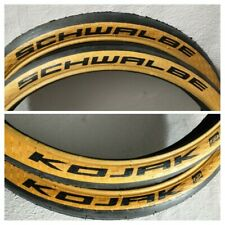 Schwalbe Kojak Tanwall 32-349 Tyre Pair Brompton - Chpt3 - Black Edition 🌏 Post