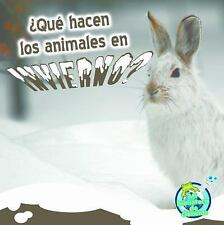 Que hacen los animales en invierno? (My Science Library)-ExLibrary