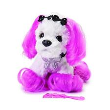Princess of Beverly Hills Plush Small- Cute 90210 Dog - Comb Included!