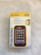 Otterbox Defender Series Case iPhone 3G/3GS (Black/Pink) New In Box NIB 3 Layer
