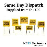 0.01uF 275VAC 250VAC - MEX/TENTA 40/100/21 MPX X2 Safety Suppression Capacitors