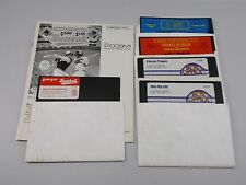 Lot of Commodore 64 Games! Video Poker $100,000 Pyramid High Rollers Baseball