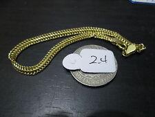 Gold Bracelet Pawnable Authentic 18k Saudi  Real Gold   rfs