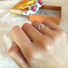 Knot Ring Promise Ring 925 Sterling Silver Ring