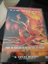 """""""Xxx"""" Special Edition on Dvd (New!) (Vin Diesel) With Special Features!"""