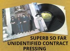 "BEATLES "" HEY JUDE ""SUPERB NM UK EXPORT CPCS LP RARE UNIDENTIFIED CONTRACT PRESS"