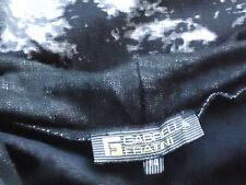 GABRELLA FRATINI BlGrey15%CottonBlendCowlNeck Sz14
