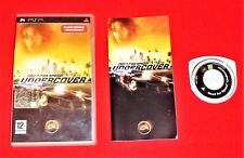 GIOCO PLAYSTATION PSP NEED FOR SPEED UNDERCOVER ORIGINALE