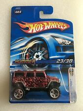 2006  HOT WHEELS FIRST EDITIONS HUMMER #023