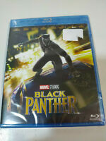 Black Panther Marvel Studios - Blu-Ray + Extra Spagnolo English Nuovo - Am