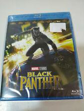 Black Panther Marvel Studios - Blu-ray + Extras Español English Nuevo