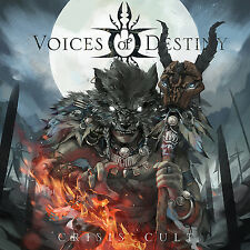 VOICES OF DESTINY - Crisis Cult - Digipak-CD - 205862