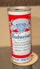 1968 16 OUNCE STRAIGHT STEEL BUDWEISER BEER CAN 6 CITY ST LOUIS MO