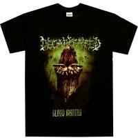 Decapitated Blood Mantra Shirt S M L XL T-Shirt Official Death Metal Tshirt New