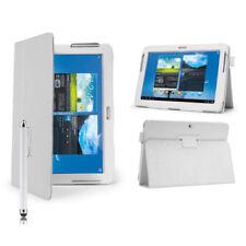 "Custodie e copritastiera bianchi per tablet ed eBook 7"" Samsung"