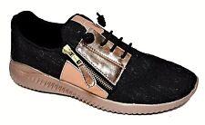TS shoes TAKING SHAPE sz 6 / 37 Weekend Sneakers wide fit metallic glam NIB!