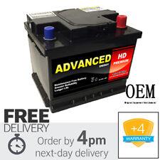 063 HD PREMIUM Car Battery 1.0 - 1.6 litre Ford Fiesta - Corsa