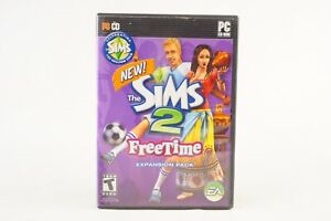 The Sims 2: FreeTime Expansion Pack w/ Product Key for PC Windows