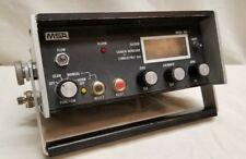 MSA PORTABLE ALARM MODEL 360 CARBON MONOXIDE COMBUSTIBLE GAS OXYGEN 476151