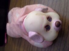 VTG 1991 Hasbro Puppy Surprise Puppy Pink Face Original Ribbon Replacement