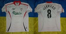 ● LEGEND GERRARD LIVERPOOL 2005/2006 AWAY JERSEY REEBOK SIZE MEN ADULT XL ●