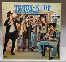 Truck Stop Truckin' on new tracks (1976) [LP]
