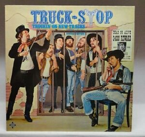 Truck Stop Truckin' on new tracks (1976) [LP]