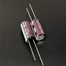 10pcs/100pcs 100V 56UF 100V PM 10X20mm Electrolytic Capacitor