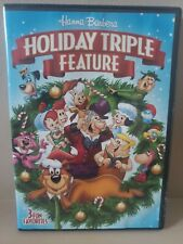 HANNA BARBERA HOLIDAY TRIPLE FEATURE (DVD)