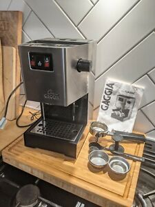 Gaggia Classic Coffee Espresso Machine 2011