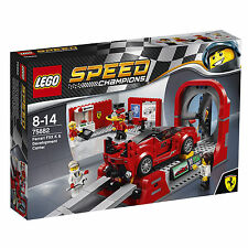 LEGO® Speed Champions: 75882 Ferrari FXX K & Development Center 0.-€ Versand NEU